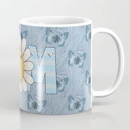 Dreamy Butterflies Roses and Mom Coffee Mug