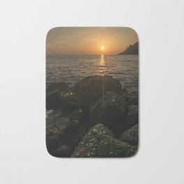 Sunset landscape photography Bath Mat