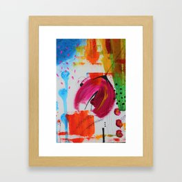 Next time it'll be yours Framed Art Print