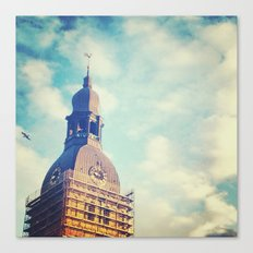 Dom Cathedral Canvas Print