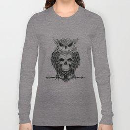 Owl Cave Long Sleeve T-shirt