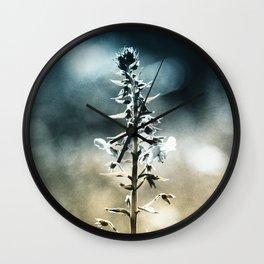 Ametrin Wall Clock