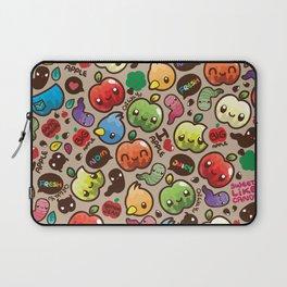 Apple Pattern Laptop Sleeve