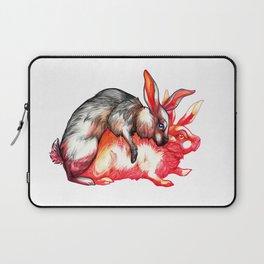Fuck Bunnies Laptop Sleeve