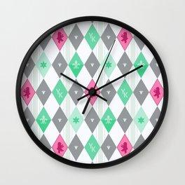 Magical Bear Lulu Wall Clock