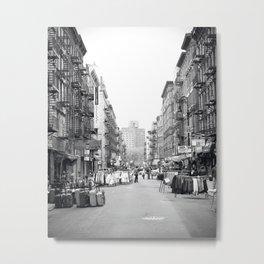 Lower East Side Metal Print