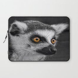 Ring-Tailed Lemur Laptop Sleeve