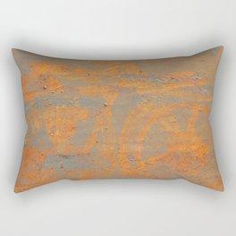Oxidation Speed Rectangular Pillow