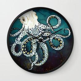 Underwater Dream VII Wall Clock