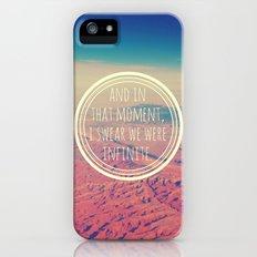 Infinite iPhone (5, 5s) Slim Case