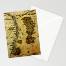 Eriador & Rhovanion Stationery Cards