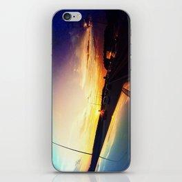 HIGH WAY iPhone Skin