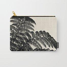 Palm Fan Carry-All Pouch