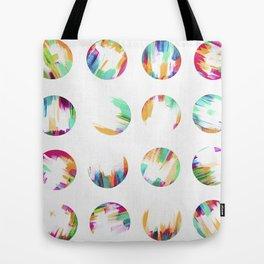 24 Dots Tote Bag