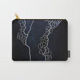 meshed up universe Carry-All Pouch