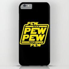 Pew Pew Pew Slim Case iPhone 6s Plus