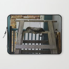 Barnyard Cat Laptop Sleeve