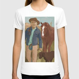 The Lone Ranger T-shirt