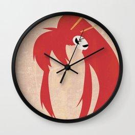 Minimalist Yoko Wall Clock