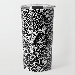 Space Lace Travel Mug