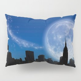 New York Fantasy Pillow Sham