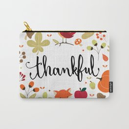 THANKFUL Carry-All Pouch