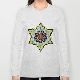 Alright linda belcher mandala kaleidoscope Long Sleeve T-shirt