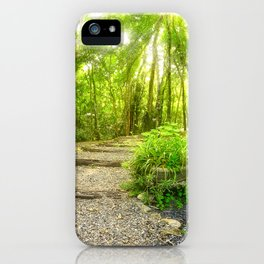 Nature Panorama iPhone Case