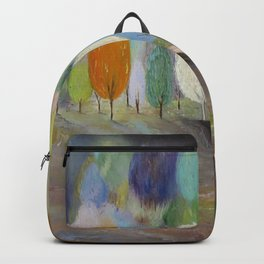 Symphony of Colours Backpack