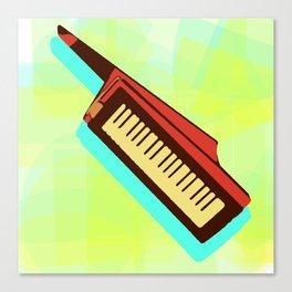 The Magic of the Keytar Canvas Print