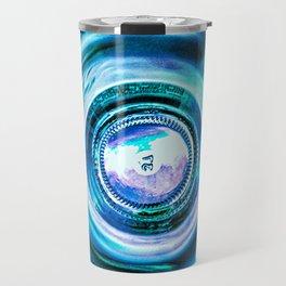 """""""Light In A Bottle"""" Travel Mug"""