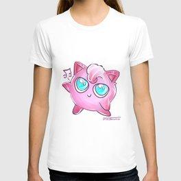 The cuteness of Jigglypuff T-shirt