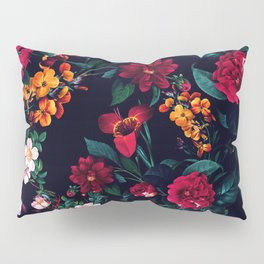 The Midnight Garden Pillow Sham