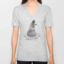 Nymph Unisex V-Neck