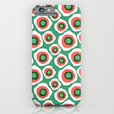Fried Circles, Minty Yam iPhone 6s Slim Case