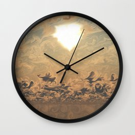 Harvey's Retreat (Cloud series #12) Wall Clock
