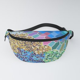 INSPIRED BY GAUDI Fanny Pack
