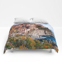 Italy Village Comforters