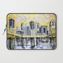 City of Bridges Laptop Sleeve