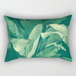 Banana Tree Rectangular Pillow