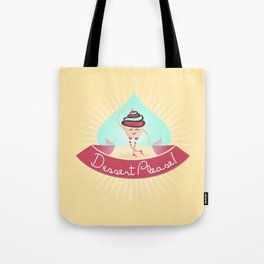 Dessert Please! (Yellow) Tote Bag