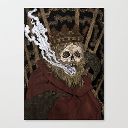 Ruiner Canvas Print