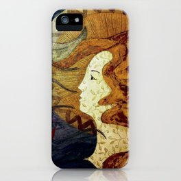 Moonrise (Dark) iPhone Case