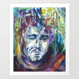Requiem for Heath Art Print