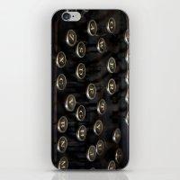 typewriter iPhone & iPod Skins featuring Typewriter by JessicaShoots