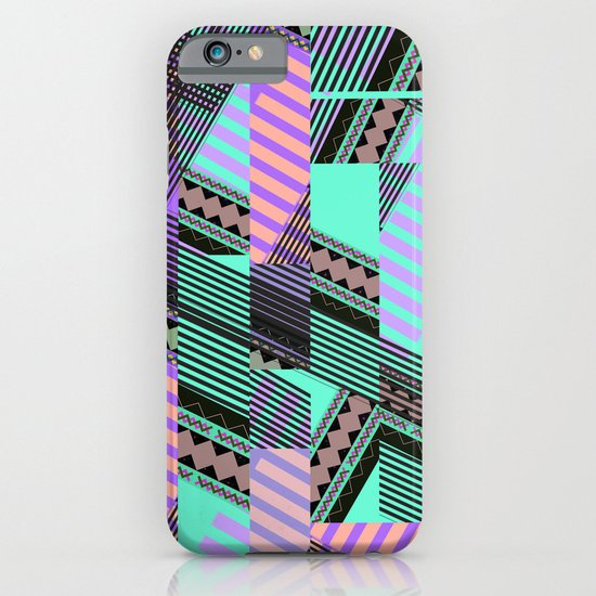 ELECTRIC TUNELS /// iPhone & iPod Case