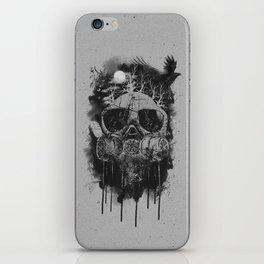 Suffocate iPhone Skin