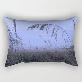Sea Oats at Fernandina Beach FL Rectangular Pillow