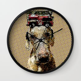 Nibbles & Bits Wall Clock