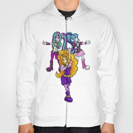 Under Our Spell - The Dazzlings Rock! Hoody